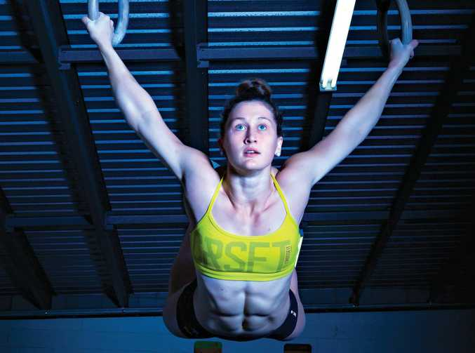 Tia-Clair Toomey was the only Australian woman weightlifter at the Rio Olympics earlier this year.
