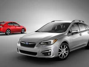 2017 Subaru Impreza from $22,400