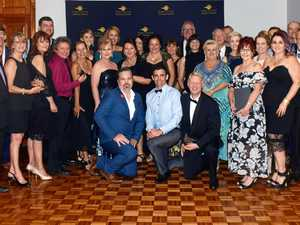 Capricornia Region's business success recognised at awards night