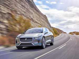 Jaguar I-Pace sparks electric-power era