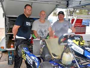 Warwick Karting Club mates plan some away trips