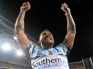 Disgraced Barba apologises to Sharks over failed drug test