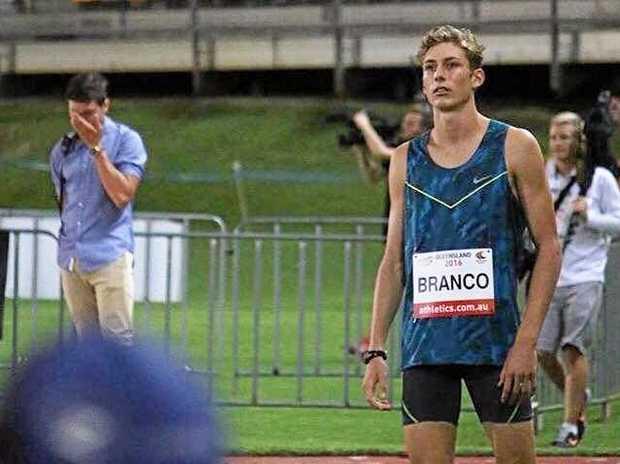 STAR: Zane Branco is a key chance in Saturday's Noosa Gift.