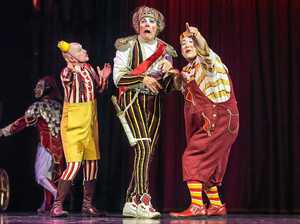 Circus rolls in with new tricks and old hits