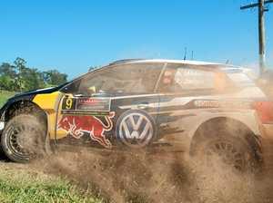 Mikkelsen wins Rally Australia