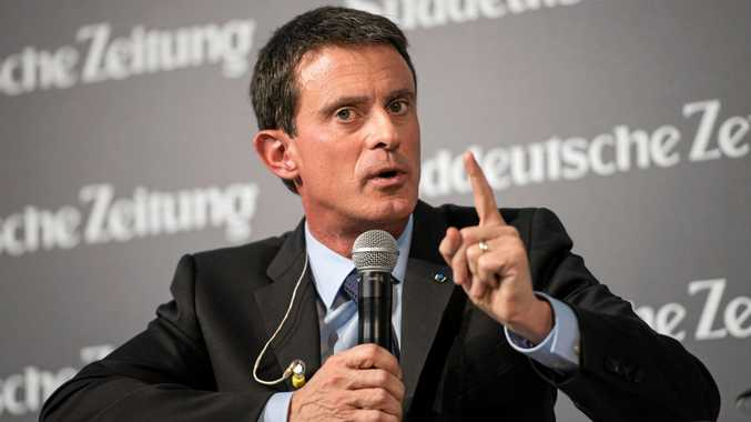 ACTION NEEDED: French Prime Minister Manuel Valls is concerned for the future of the European Union.