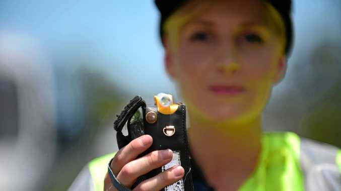 NO EXCUSES: Despite feeling fine, the driver was still over the limit when he was breathalysed.