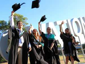 University students hopeful of job prospects despite 20 year low