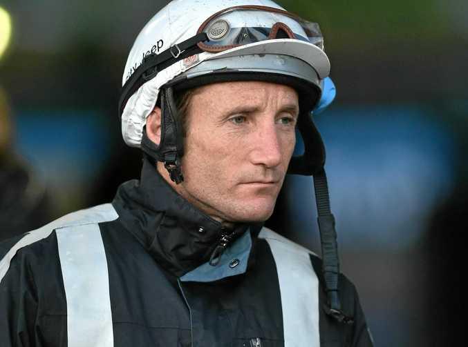 Jockey Damien Oliver will ride Mackintosh in the Railway Handicap in Perth.