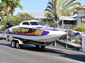 Superboats ready to roar through the Bay