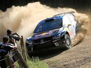 Mikkelsen leads after first daytime stages at WRC Rally Australia