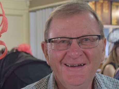 Freestone man Russell Winks, 65.