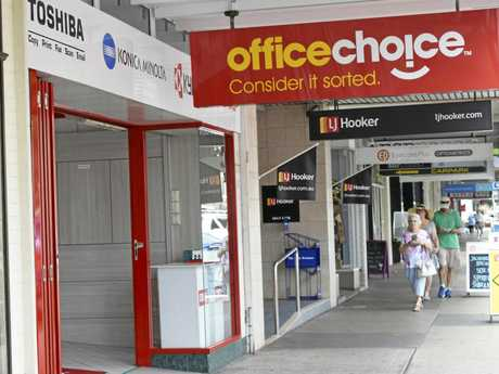 Office Choice has recently opened in Prince Street.