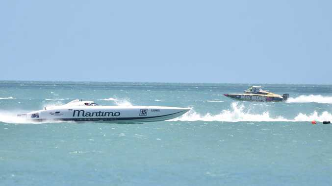 Superboats are coming back to Hervey Bay in October.
