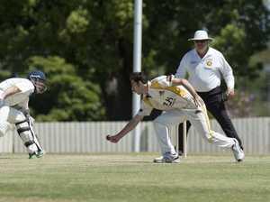 Harding-Masden cricket finals