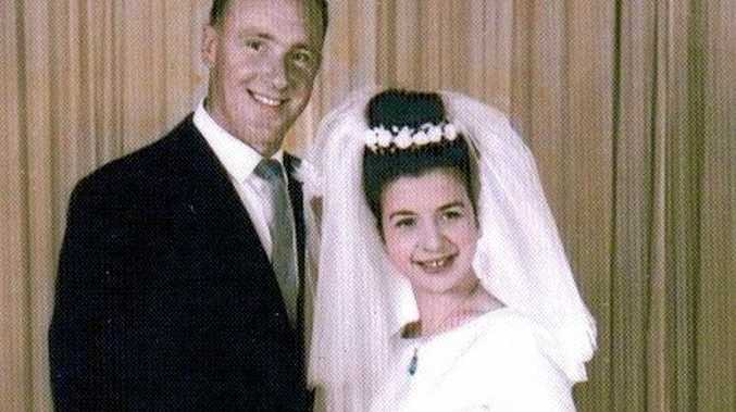ANNIVERSARY: Douglas and Margaret Keeton celebrate 50 years of marriage on November 19.