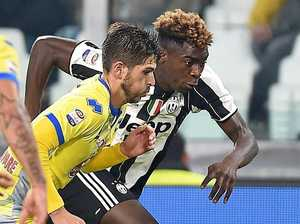 Juventus teenager sets new age record