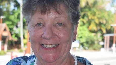 Maureen Barnard.