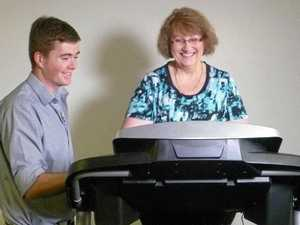 Exercise program assists St Andrew's Hospital patients