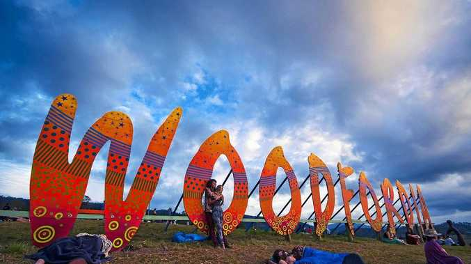 ECONOMIC BOON: Woodford Folk Festival is celebrating its 30th anniversary this year.  Photo Contributed