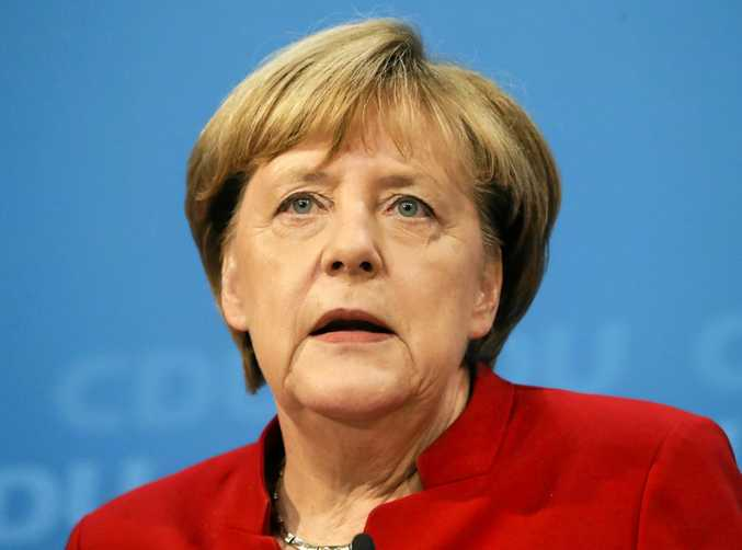 German Chancellor Angela Merkel has said she will run for a fourth four-year-term to become one of the longest-serving leaders of post-war Germany.