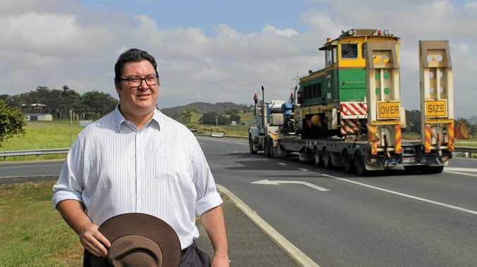 Dawson MP George Christensen has spoken out against Wilmar in parliament.