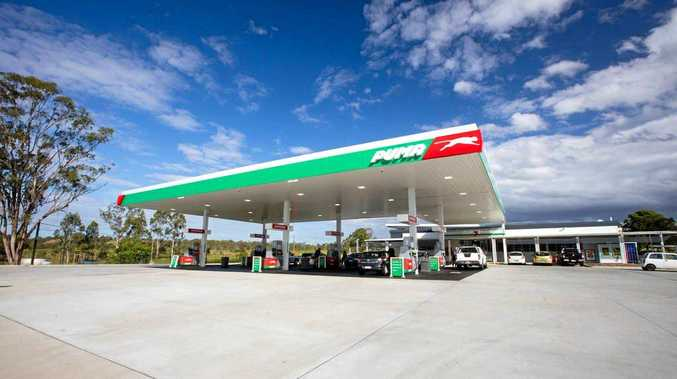 Puma service station at the Parkhurst Town Centre will open on December 15.