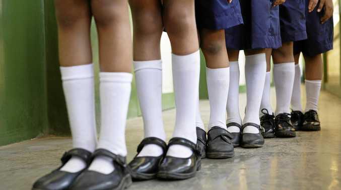 School shoes/uniform
