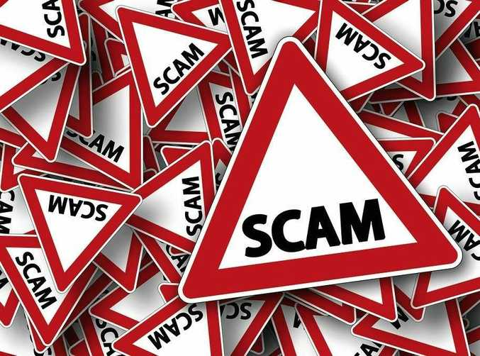 Police are warning people to be aware of a tax scam.