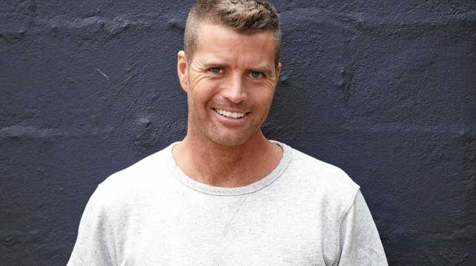 PALEO ENTHUSIAST: Chef Pete Evans.