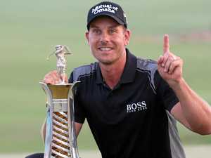 Stenson caps stellar year with European Tour crown