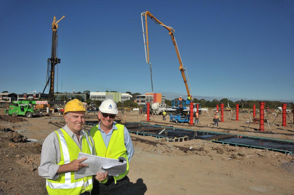 Development is accelerating on the Sunshine Coast.