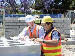 Public housing project