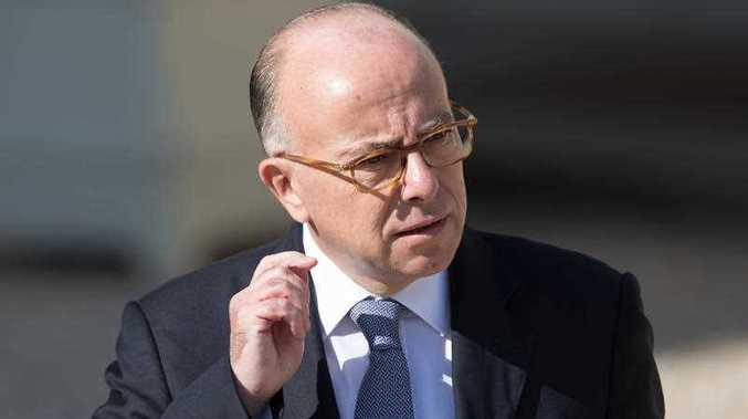Interior Minister Bernard Cazeneuve