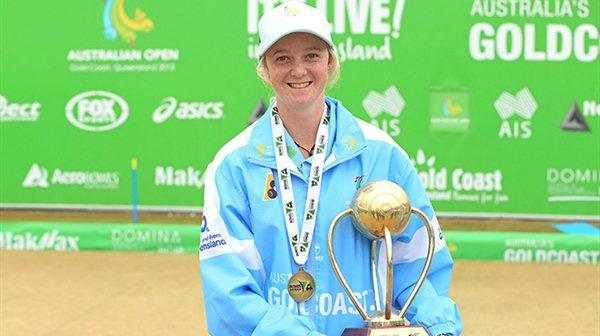 YOUNG STAR: Ellen Ryan will represent Australia at world championship level.