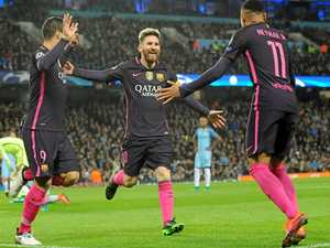 Messi fit to face Celtic in Champions League after illness
