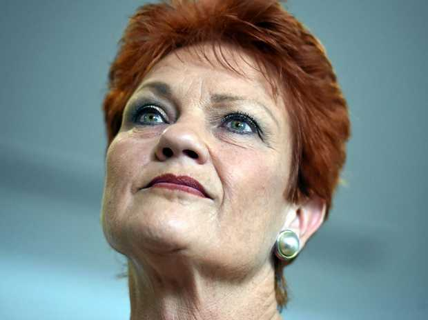 BACKING BACKPACKERS: Pauline Hanson supporst cutting the backpacker tax to 10%.