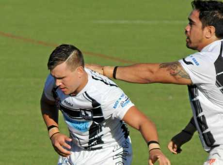 Magpie's Nikko Roberts will join his team-mates in the Cutters' colours.