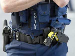 Tasered North Coast man sues police for assault
