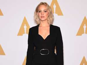 Jennifer Lawrence wants to give birth to her dog