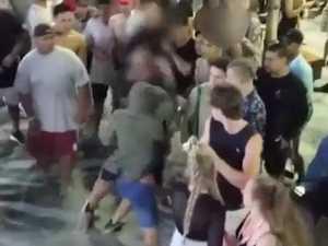 Schoolies brawl after Aussie disrespects Haka