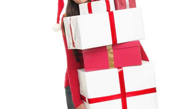 Don't let gift shopping weigh you down this Christmas - let us pay for it!