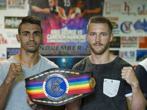 Boxers eager for challenge