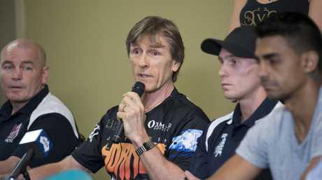 Cameron Hammond's trainer Glenn Rushton says don't underestimate Cameron's power.
