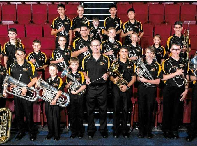 The Sunshine Coast Youth Band