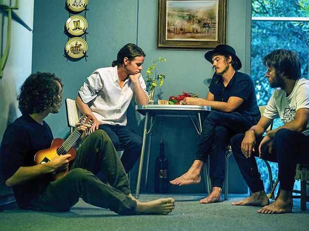 Canadian band Half Moon Run will perform at the 2016 Woodford Folk Festival.