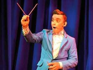 Dandyman brings comedy and circus to Goonellabah