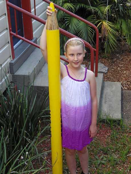 Paige Humphreys from Bora Ridge urgently needs an overseas liver operation.