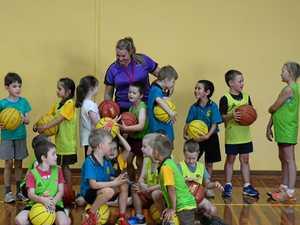 South Burnett juniors bouncing with joy