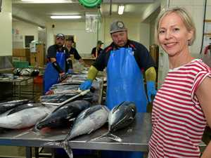 Sustainably-fished Coast tuna fetches top dollar in US